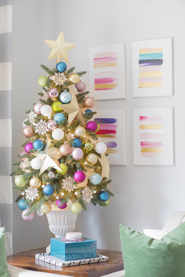 35 christmas tree decoration ideas - pictures of beautiful