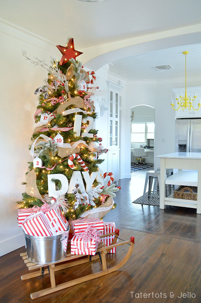 Christmas Tree Ideas 35 christmas tree decoration ideas - pictures of beautiful