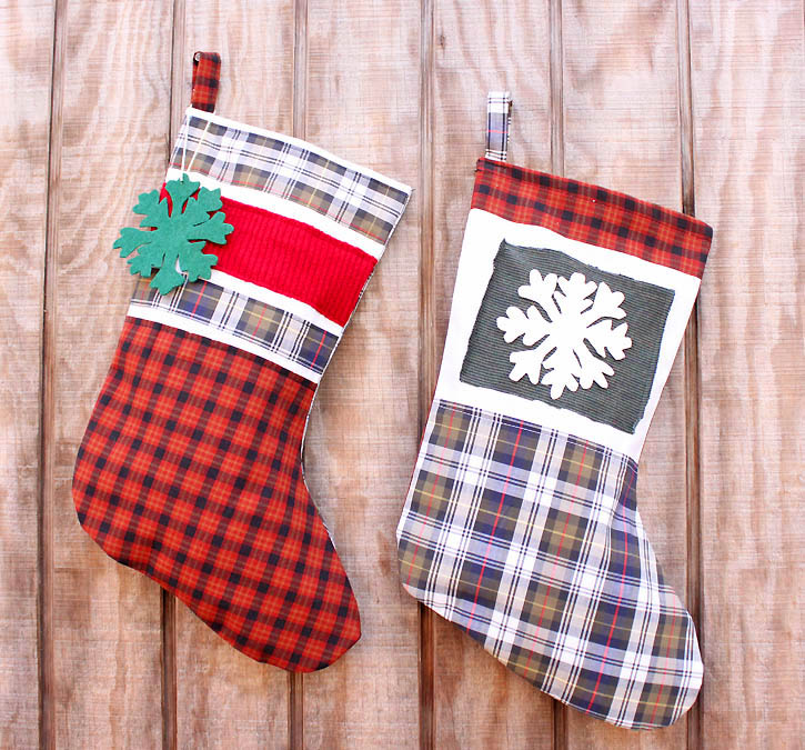 Ideas For Christmas Stockings 25 unique christmas stockings - best cute diy ideas for holiday