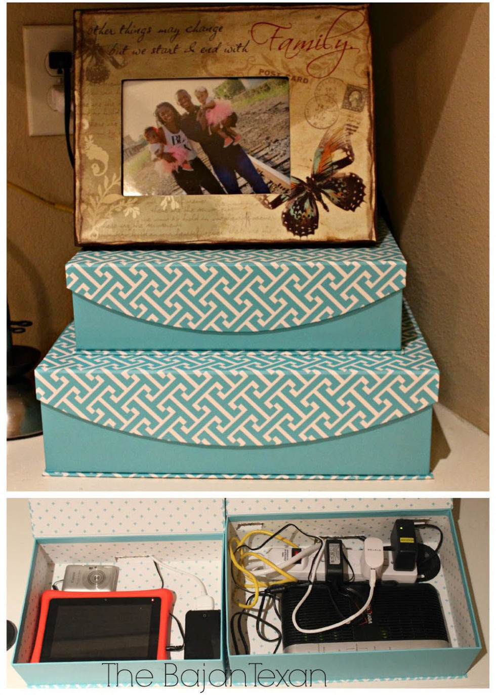 Make Charging Station 13 Phone Charging Stations Home Diy Projects