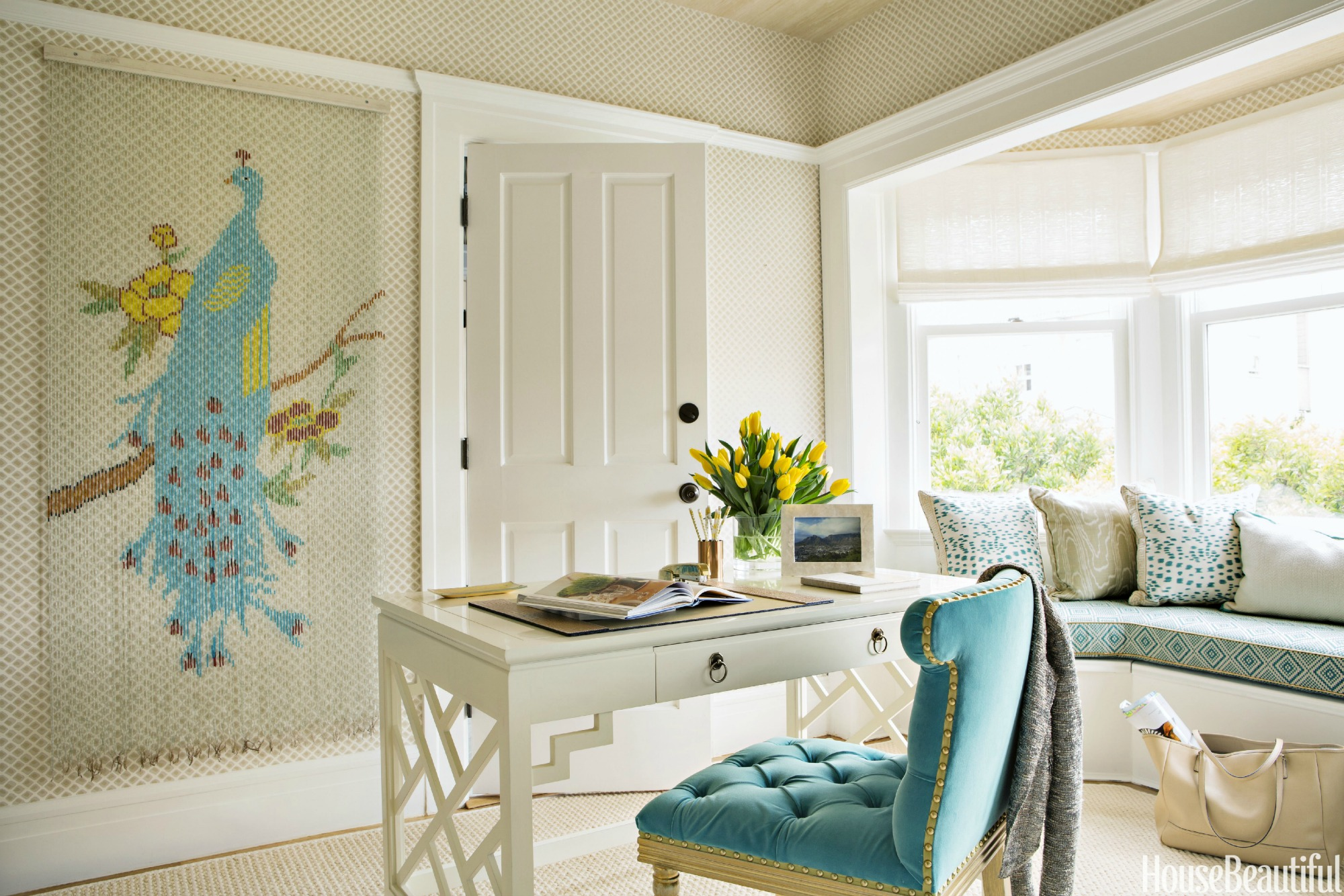 innovative home office decorating ideas | 60+ Best Home Office Decorating Ideas - Design Photos of ...