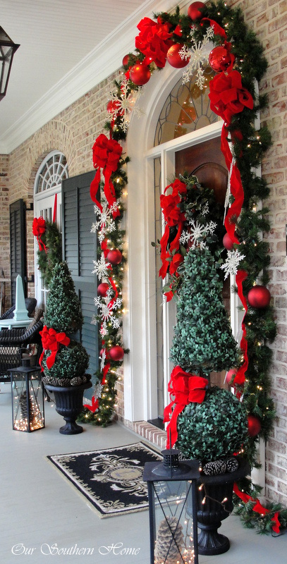 25 Best Outdoor Christmas Decorations Christmas Yard