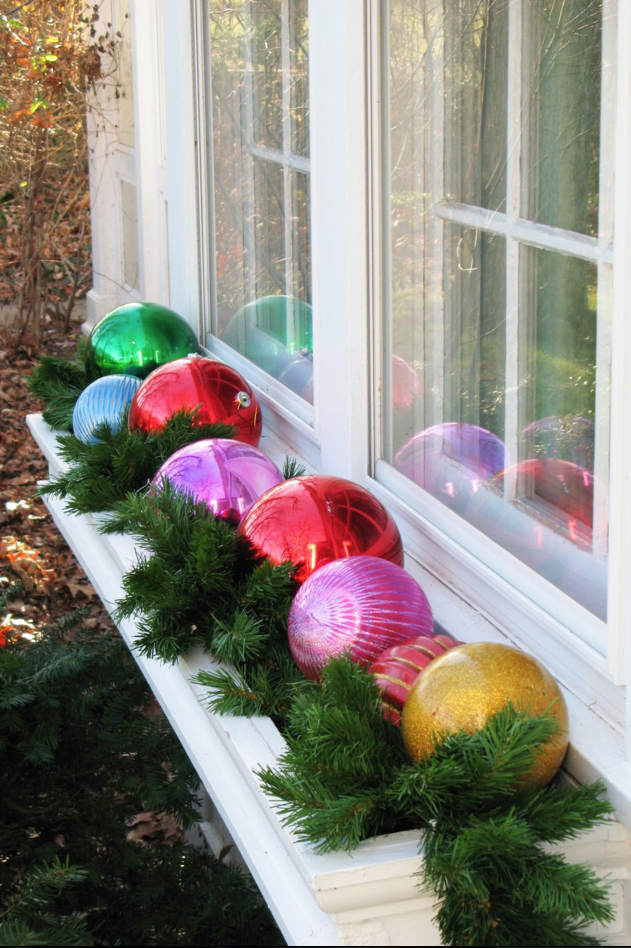 Outdoor Decoration Ideas 25 best outdoor christmas decorations - christmas yard decorating