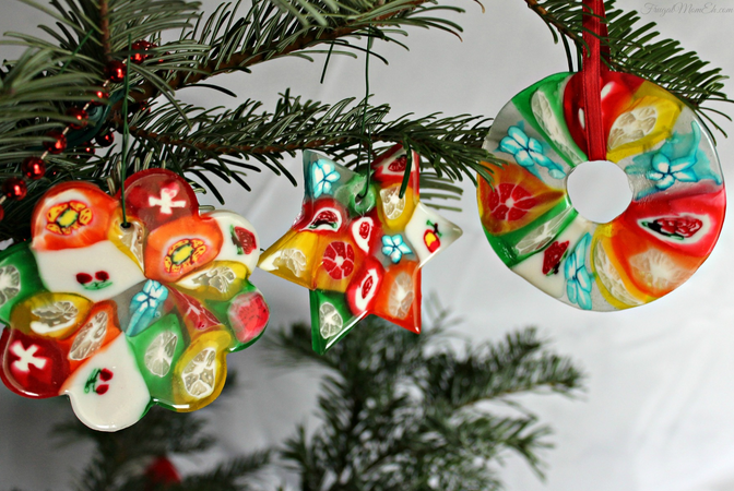 25 easy homemade christmas ornaments how to make diy for How to design a christmas ornament