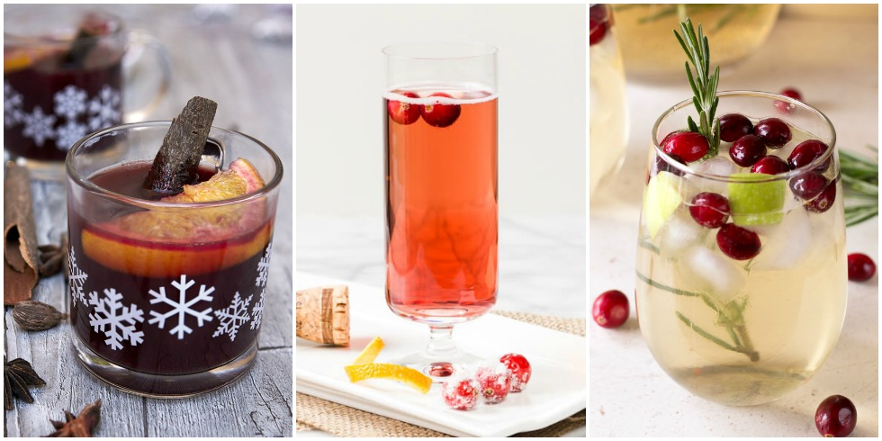 19 Best Christmas Cocktails Easy Recipes For Christmas