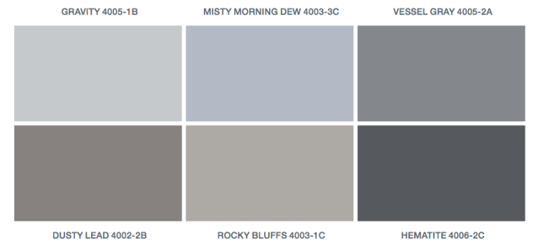 Glamorous 40 best blue grey paint color inspiration of Different colours of grey paint