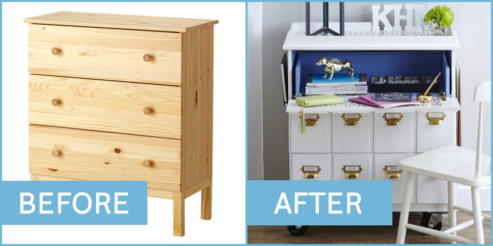 Http Www Housebeautiful Com Home Remodeling Diy Projects G2826 Best Ikea Hacks