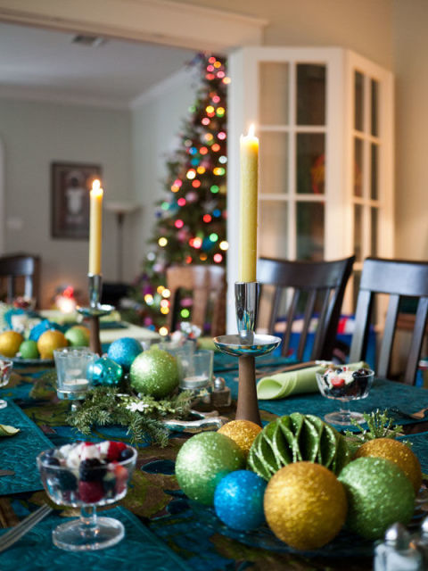 35 christmas table decorations amp place settings holiday
