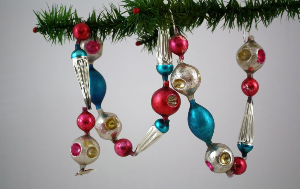 Cool 18 Vintage Christmas Decorations Amp Ornaments Pictures Of Old Easy Diy Christmas Decorations Tissureus