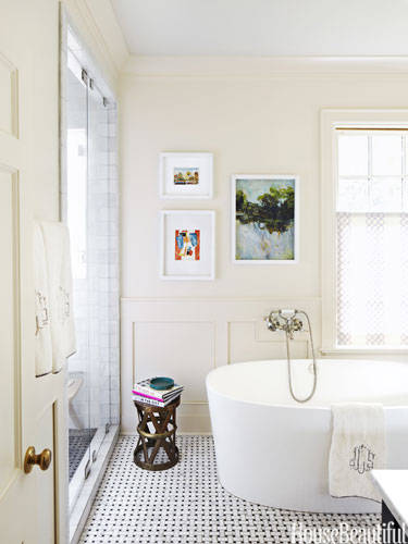 Simple Small Bathrooms