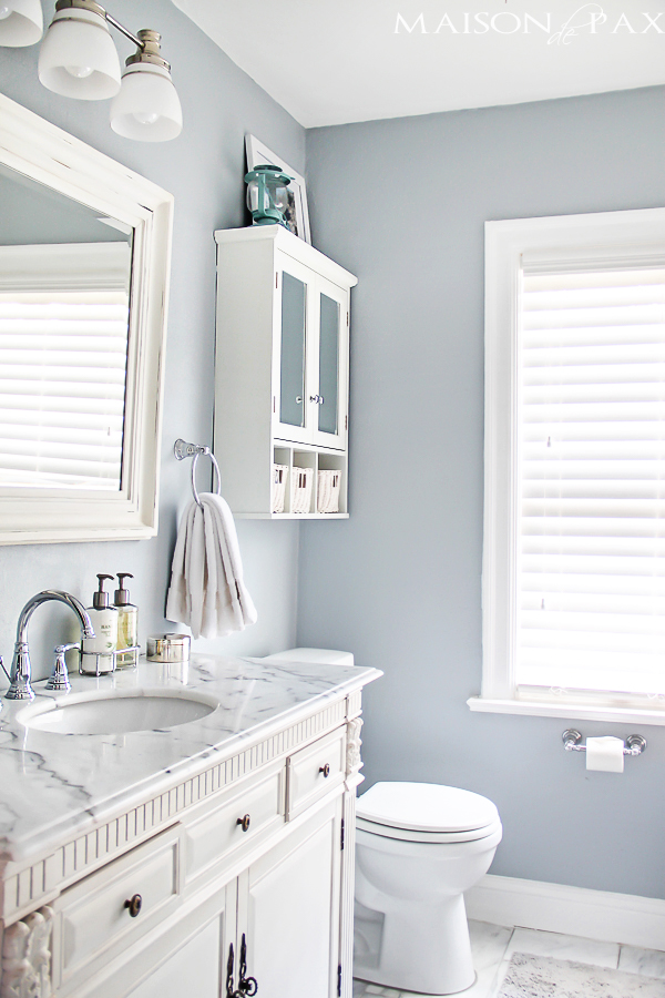 Small Bathroom popsugar editors stunning bathroom remodel 25 Small Bathroom Design Ideas Small Bathroom Solutions