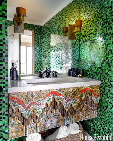 Unique Bathroom Themes: Cool And Creative Bathroom Design Ideas