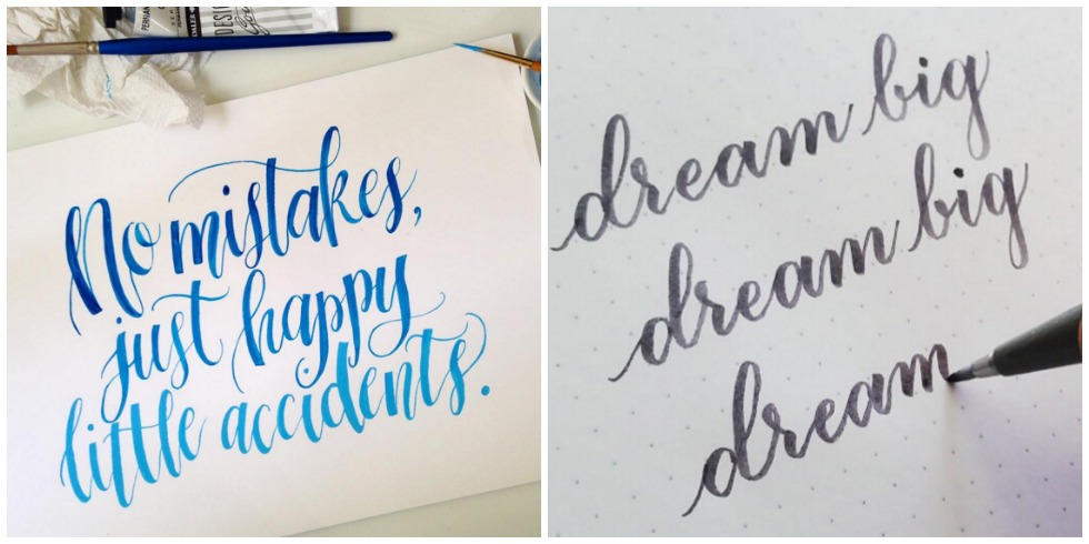 Watching these calligraphers work will soothe your soul