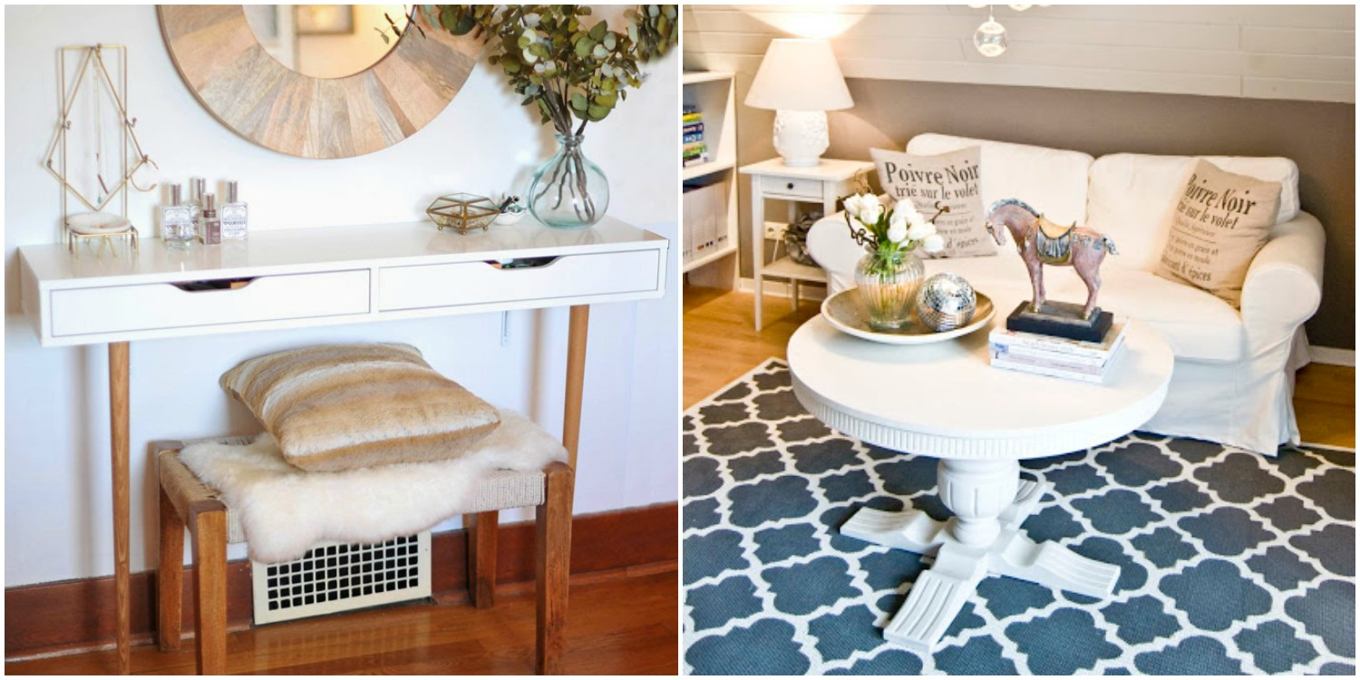10 IKEA Rug Hacks - Creative Uses for IKEA Rugs