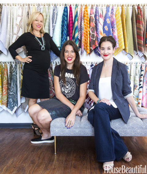 Indie upstarts are the newest sources for designer textiles. Supply, a treasure-filled 1930s bungalow in Austin, Texas, helmed by New York expats, is the latest.
