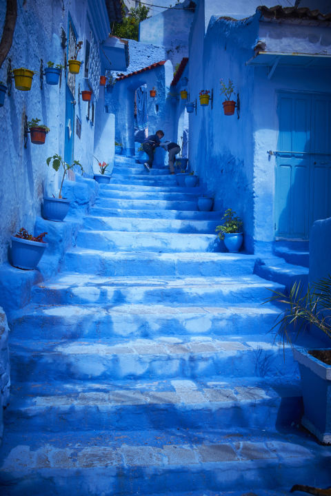 Blue City Of Chefchaouen Morocco Tourism In Morocco