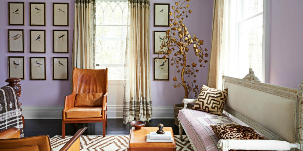 Latest interior paint colors most popular living room Current color trends interior design