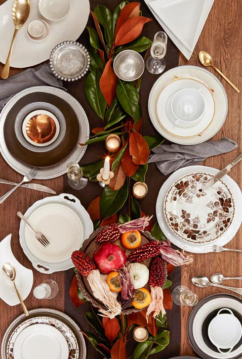 15 Fall Table Decorations Ideas For Autumn Tablescape