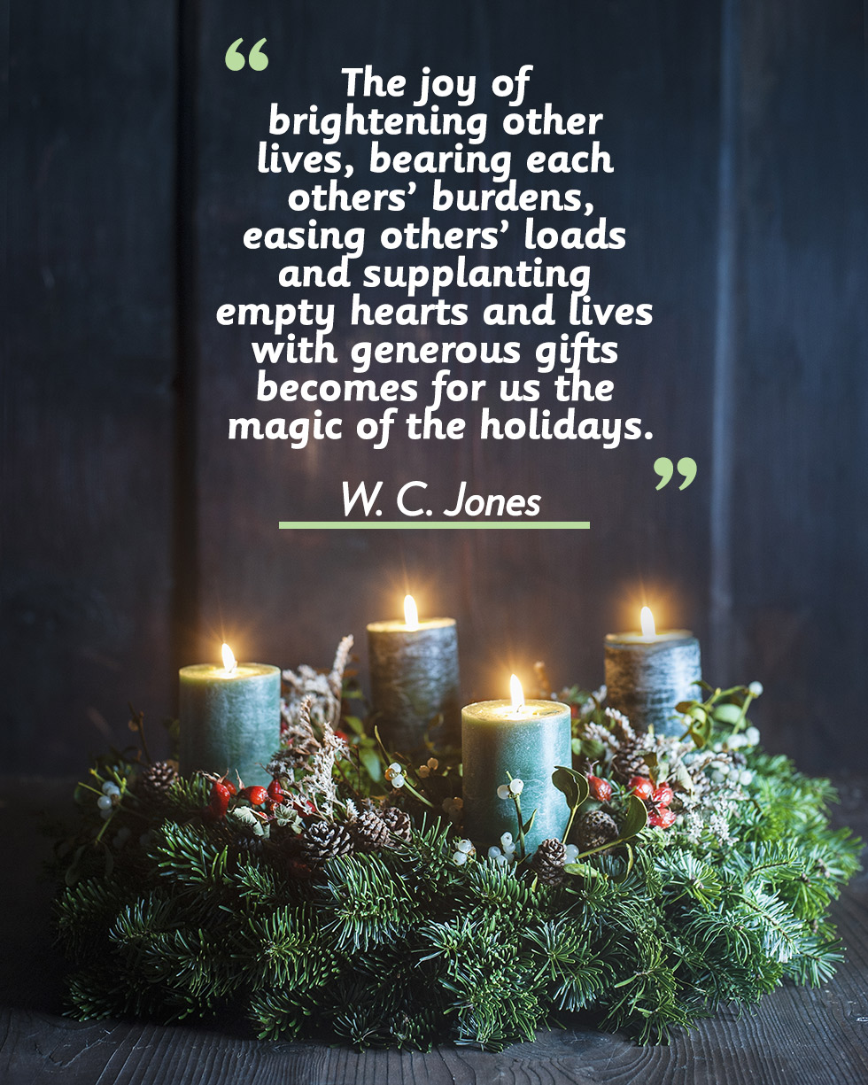 15 Christmas Quotes That Capture the True Meaning of the Season