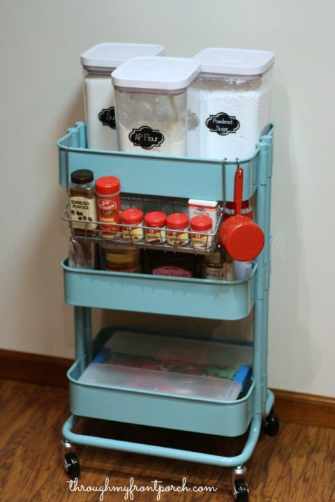 Baking Storage Ideas How To Organize Baking Essentials