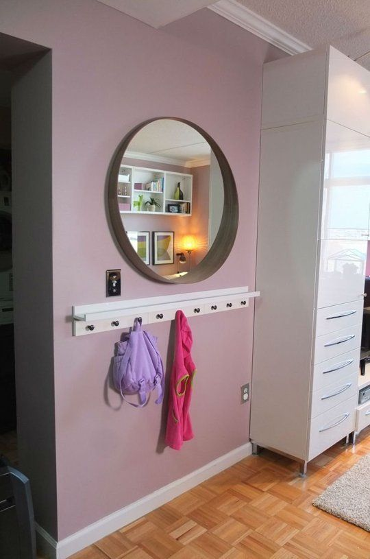Ikea Key Holder 12 ikea hacks for your entryway - entryway storage ideas