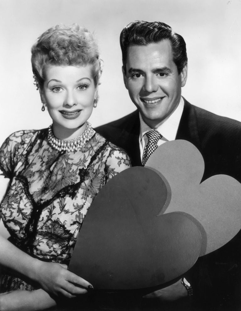 desi arnaz letter to lucille ball