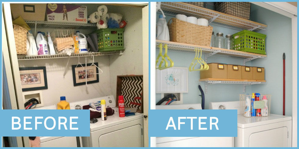 20 home organization ideas makeovers for house Organizing home