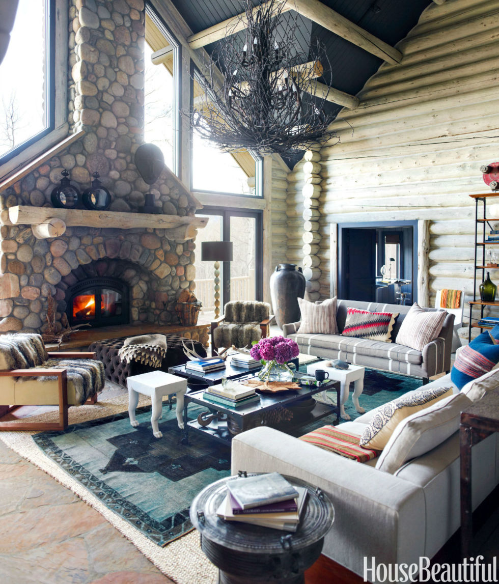 Living Room Fireplace Designs Cozy Fireplaces Fireplace Decorating Ideas