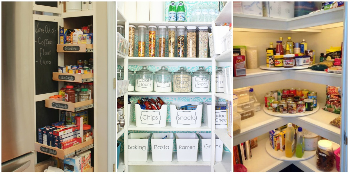 15 Pantry Organization Ideas And Tricks How To Organize