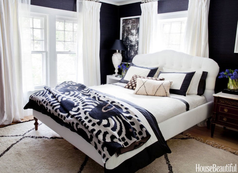 175 stylish bedroom decorating ideas - design pictures of