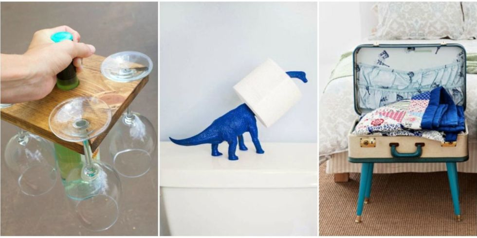 "17 DIY Projects That Will Make You Say ""Why Didn't I Think of That?"""