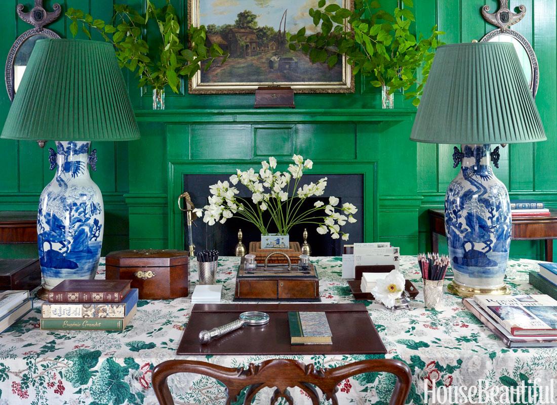 Miles Redd Designs His Mother S House Buckhead Interior