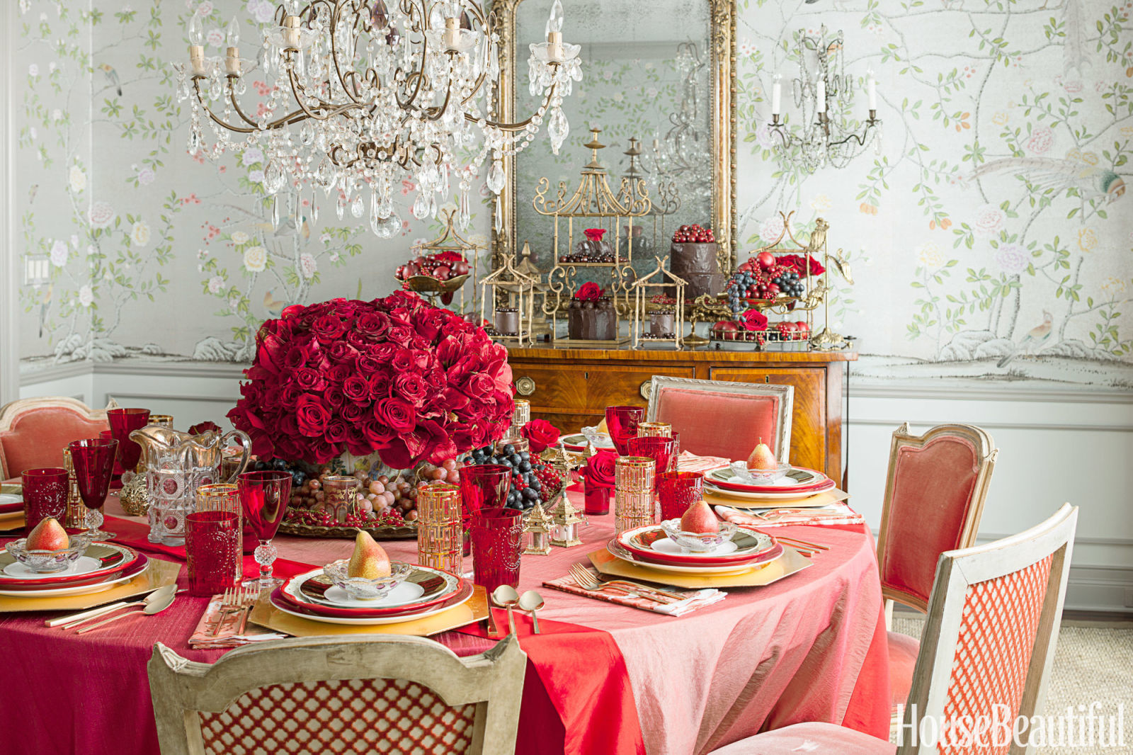 12 valentine's day table decorations - romantic tablescape ideas