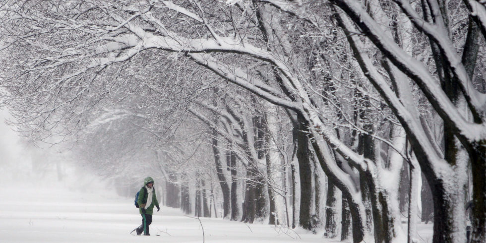 Biggest Snowstorms Of All Time Worst U S Blizzards