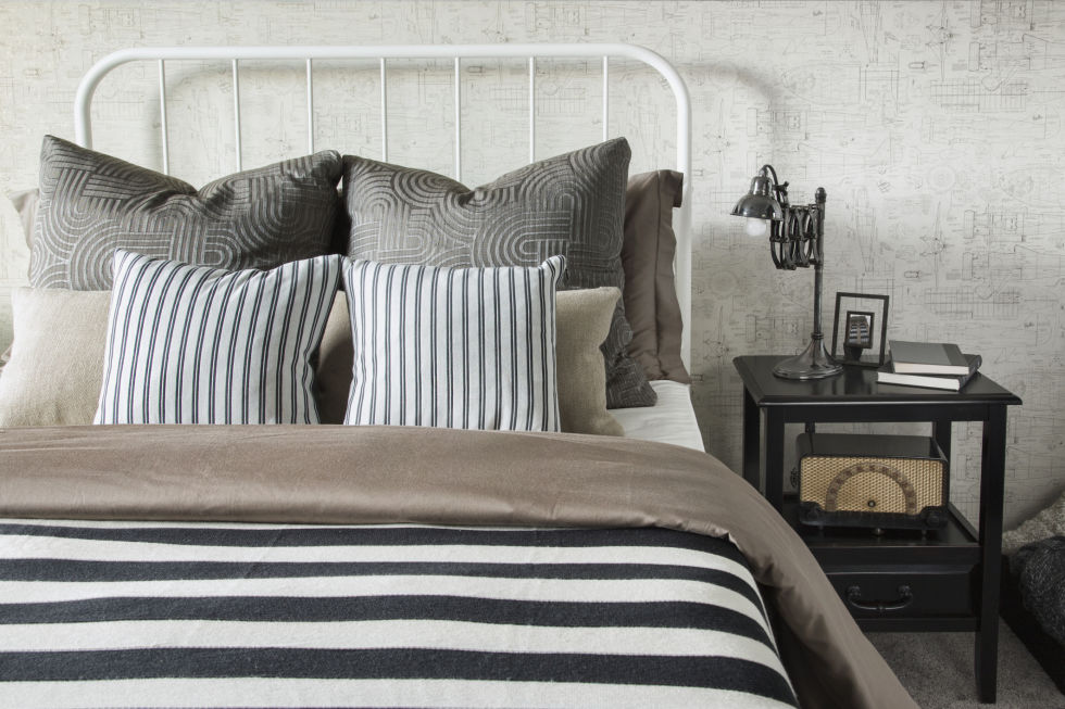 decorative pillows plus a handful of bed pillows - Decorative Bed Pillows