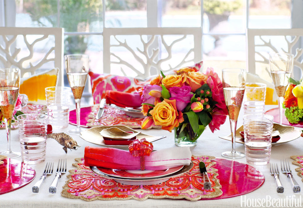 Beautiful Table Settings 50+ table setting decorations & centerpieces – best tablescape ideas