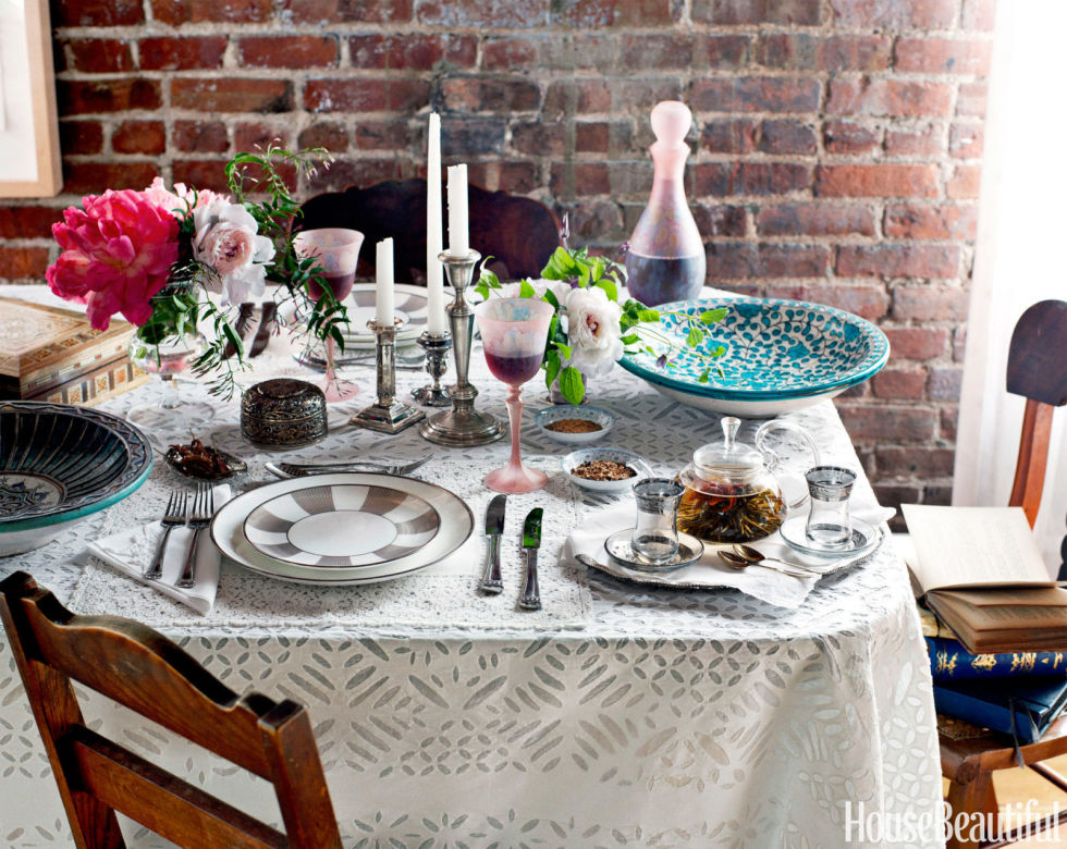 Place Settings Ideas. Good Plate Setting Ideas Great Christmas Table ...