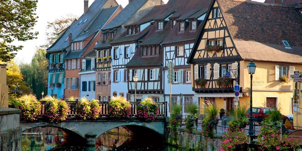 Colmar France Vacation Idea Disney Inspiration In France: colmar beauty and the beast
