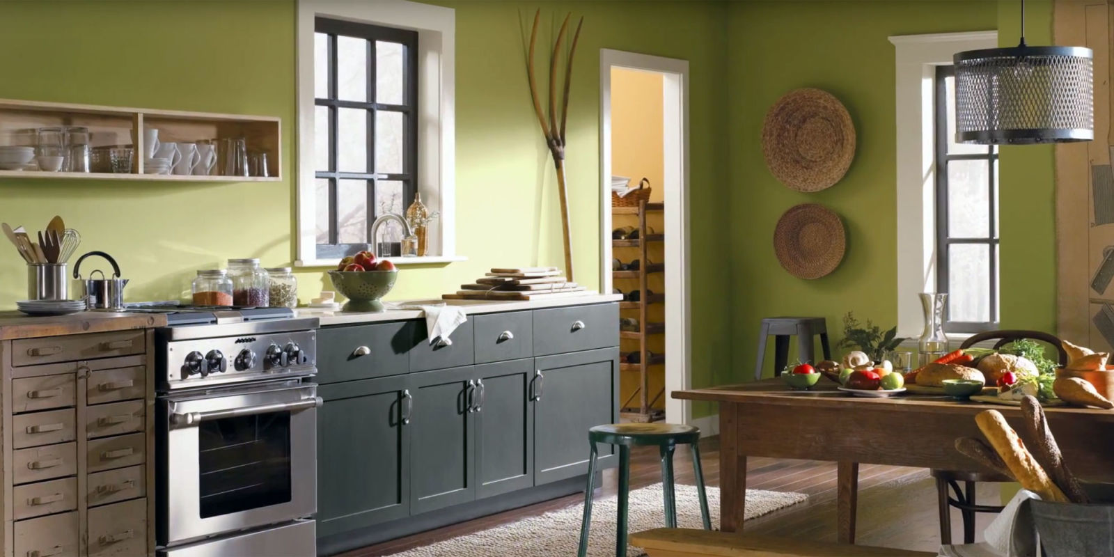 Good Colors For Kitchens the 5 best colors to enliven your home