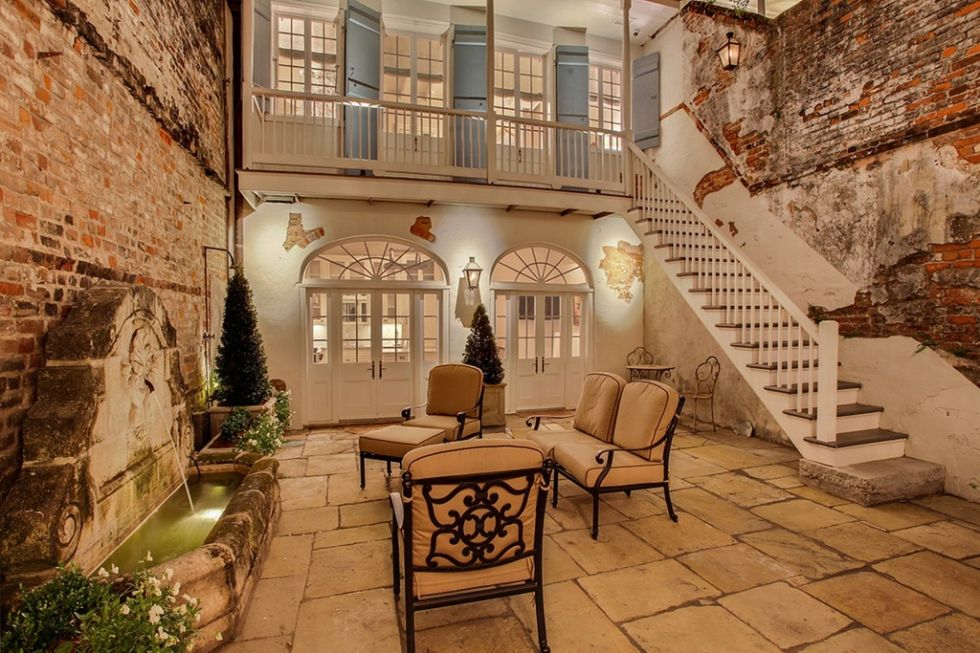9 French Colonial Homes