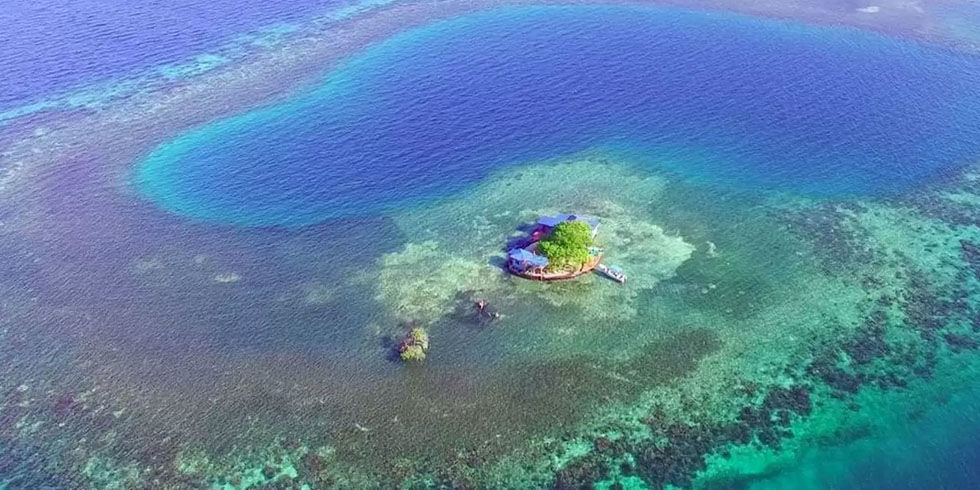 bird island rental on airbnb rent a private island in belize