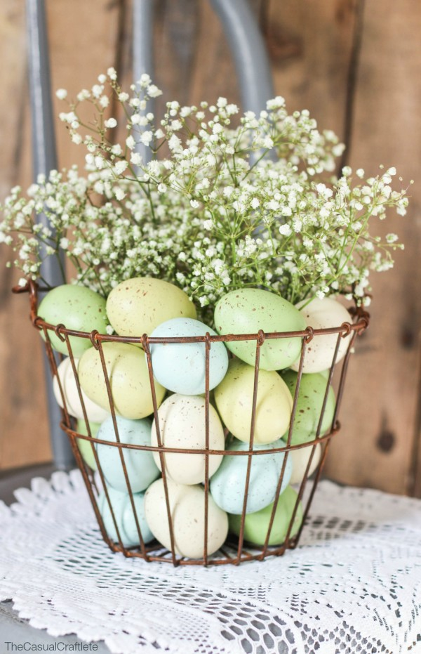 30 easter decoration ideas easter flower arrangements and decor