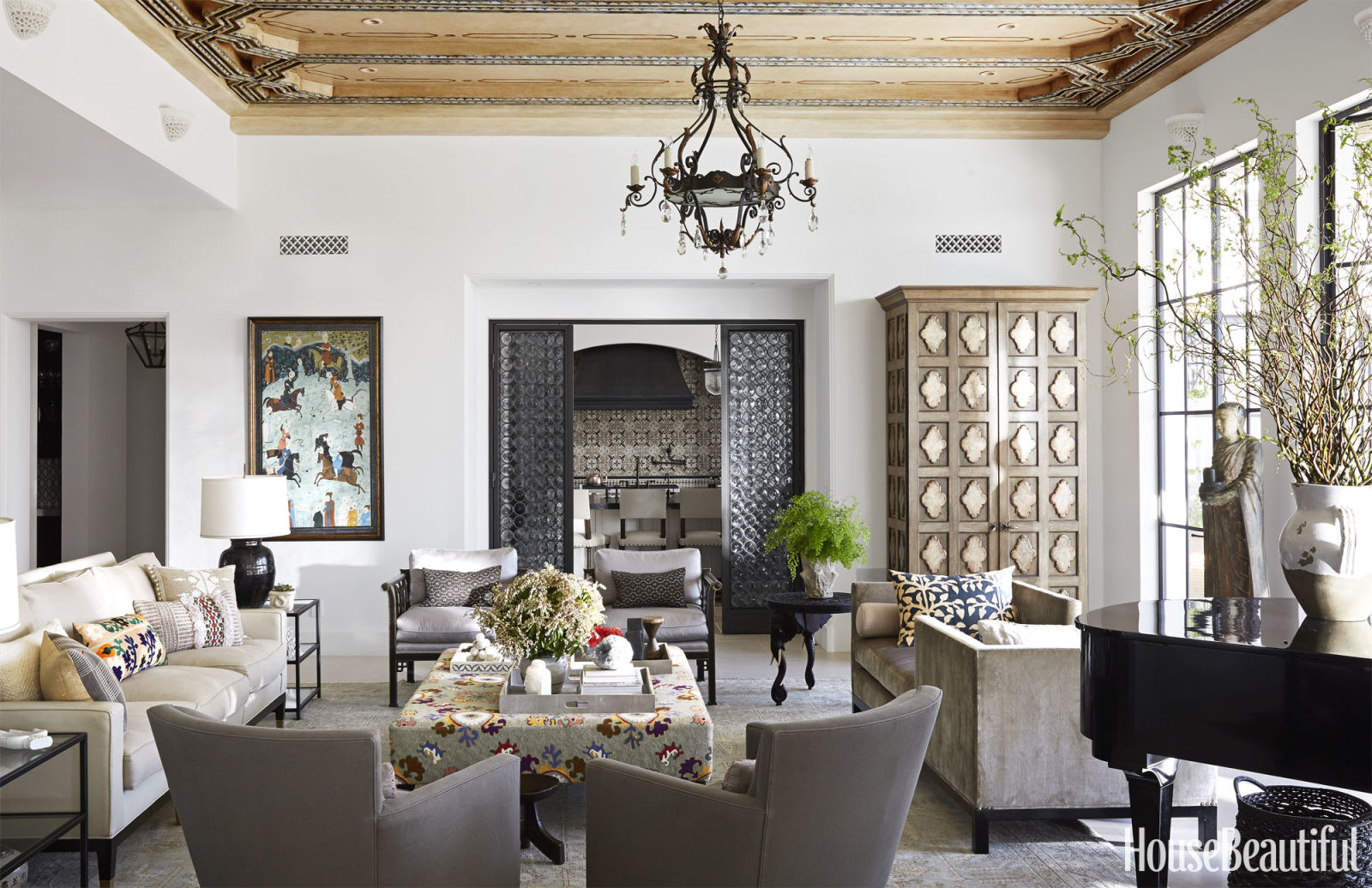 Moroccan Decorating Living Room Modern Moroccan Decor Betsy Burnham Interior Design
