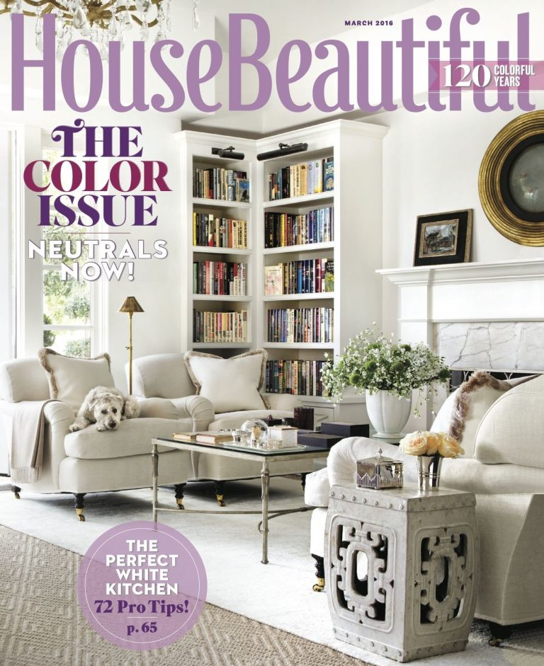 House Beautiful Magazine March 2016 Ping Resources
