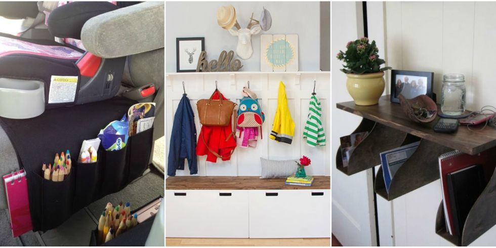 IKEA Hacks to Organize Your Life  IKEA Organization Ideas