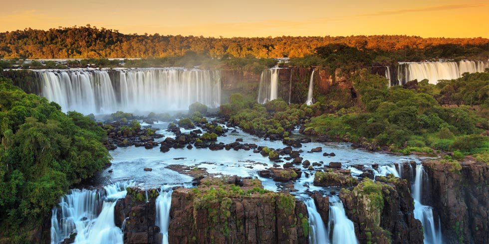 Most Famous Waterfalls Across The World Beautiful