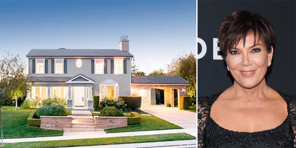 Kris Jenner Buys Calabasas Home Jenners New
