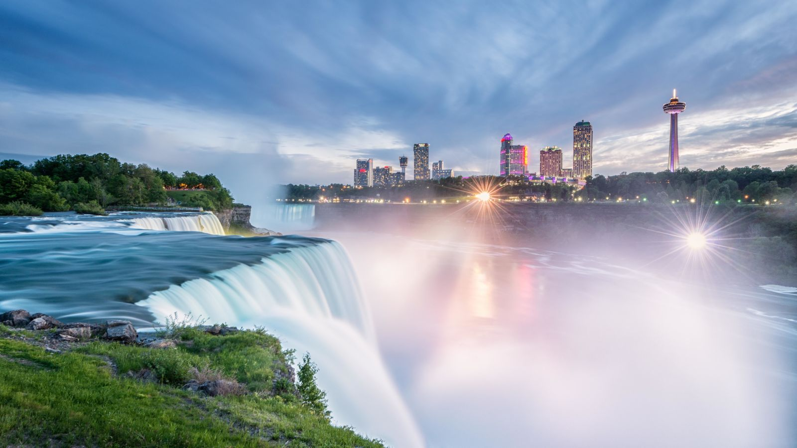 Most famous waterfalls across the world most beautiful waterfalls dhlflorist Image collections