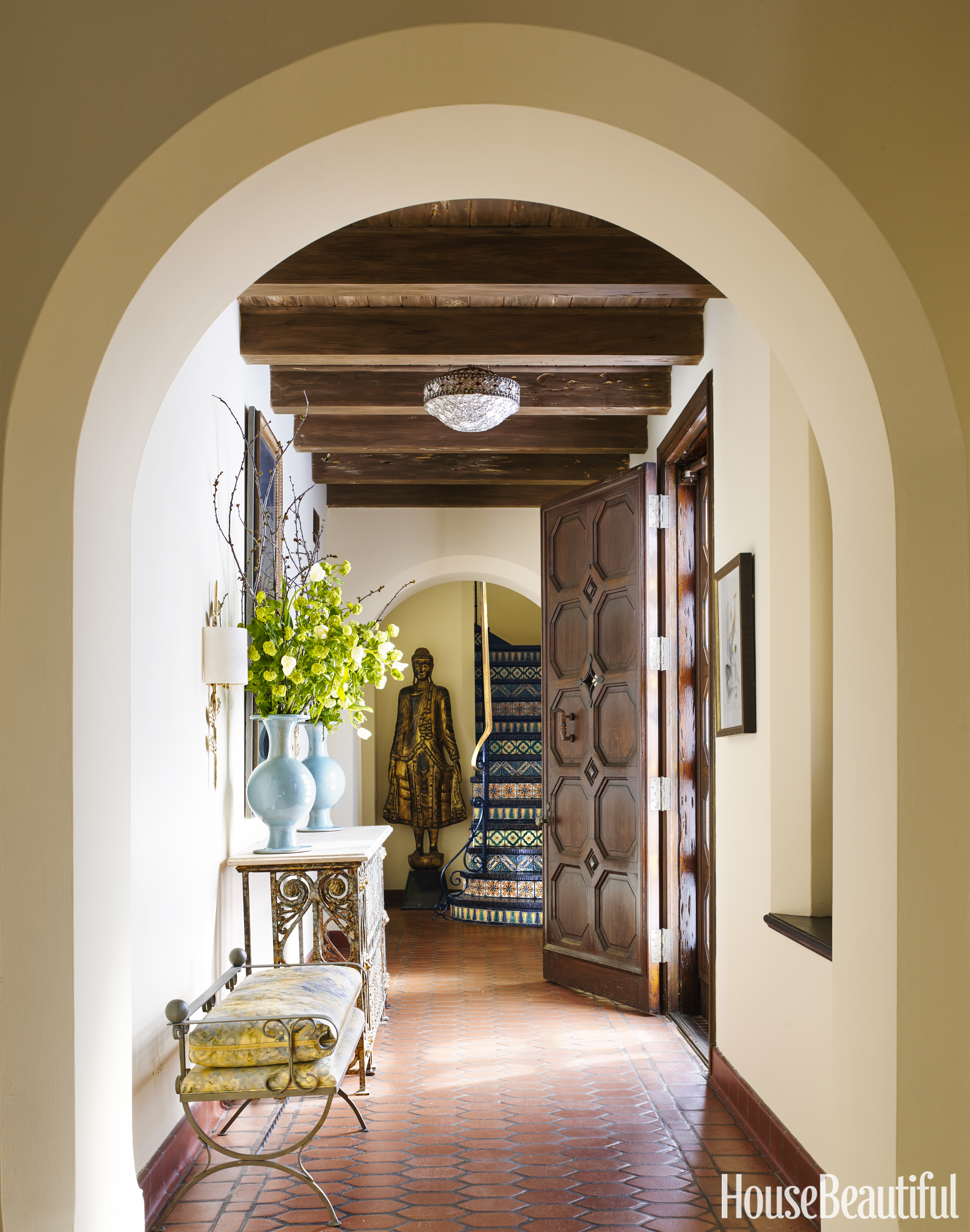 50 Foyer Decorating Ideas Design of Foyers House Beautiful