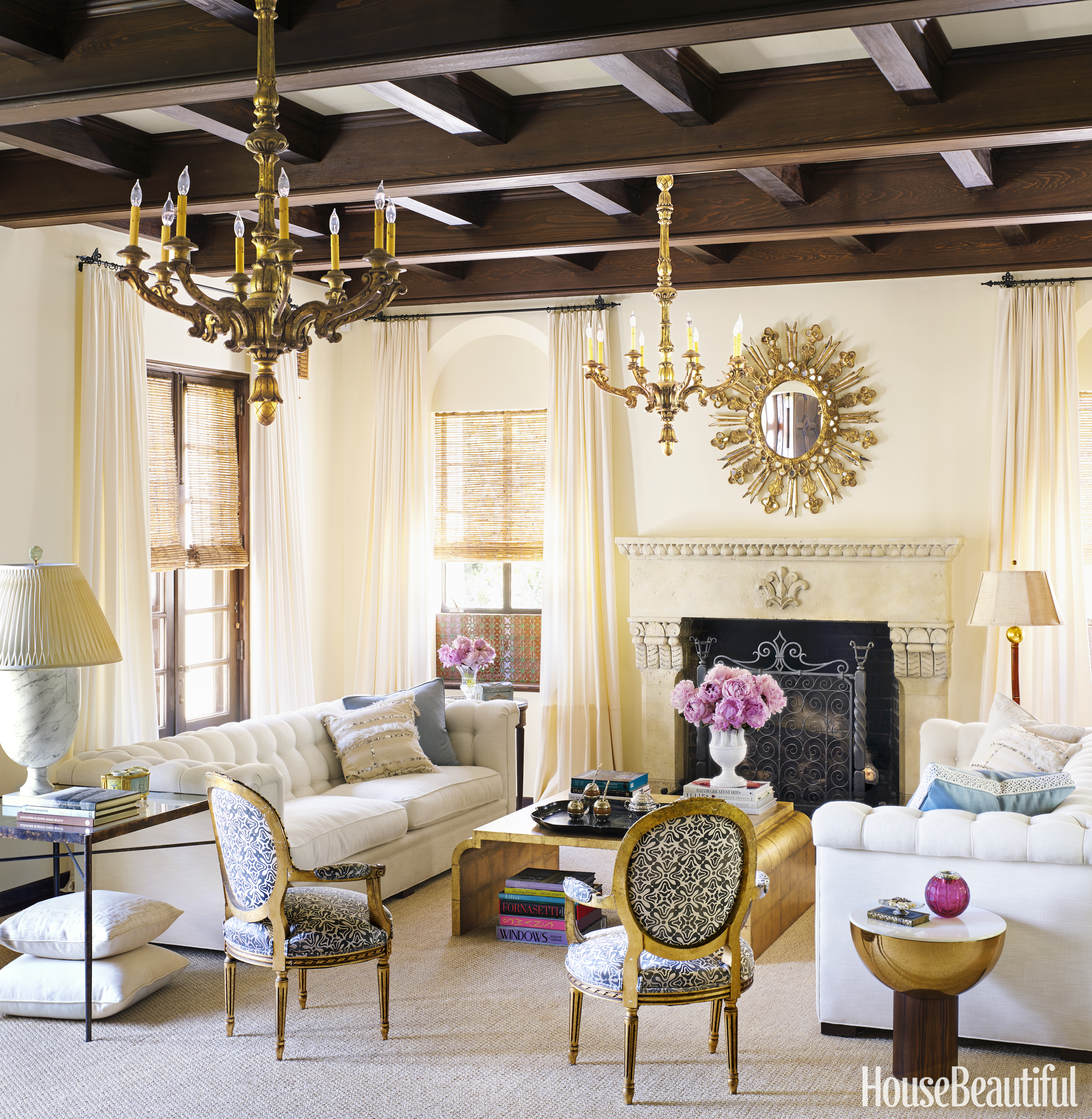12 Inspirations For Home Improvement With Spanish Home Decorating Ideas: Leigh Anne Muse And Lili O'Brien
